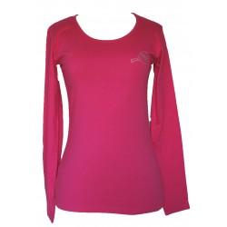 Camiseta algodón chica - manga larga